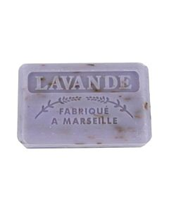 Fransk Marseille Tvål Lavande Fleurs/Lavendelblom 125g