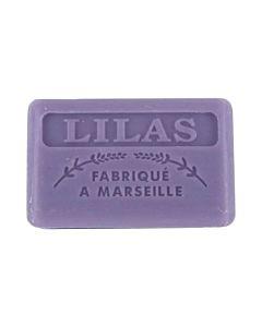 Fransk Marseille Tvål Lilas/Syrén 125g