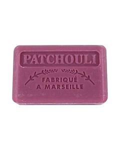 Fransk Marseille Tvål Patchouli 125g