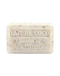 Fransk Marseille Tvål Cocosmjölk 125g