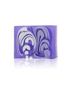 Handgjord Tvål Lavendel ca 100g