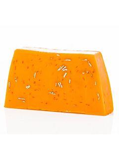Handgjord Tvål Apelsin ca 100g