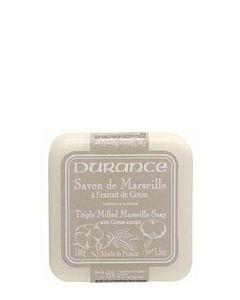 Durance Marseille Tvål Cotton Flower 100g