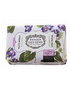 Panier des Sens Soap Imperial Violet 200g