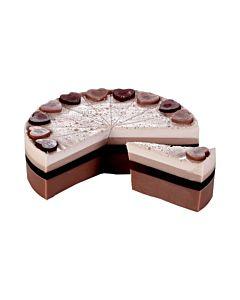 Bomb Cosmetics Tvåltårta Chocolate Heaven
