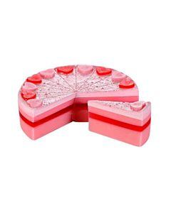 Bomb Cosmetics Tvåltårta Raspberry Supreme
