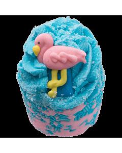 Bomb Cosmetics Minimuffins Flamingoals 50g