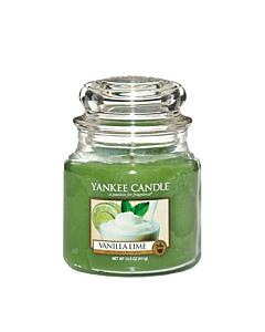 Yankee Candle Vanilla Lime Medium Jar