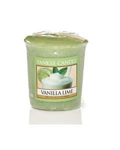 Yankee Candle Vanilla Lime Votivljus Sampler