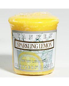 Yankee Candle Sparkling Lemon Votivljus Sampler