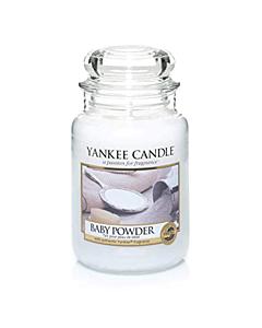 Yankee Candle Large Jar Baby Powder