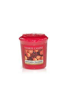 Yankee Candle Mandarin Cranberry Votivljus Sampler