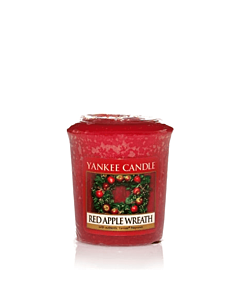 Yankee Candle Red Apple Wreath Votivljus Sampler