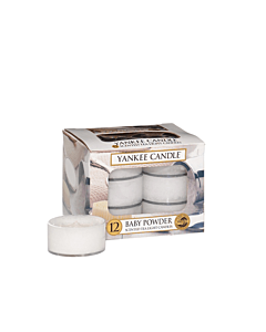 Yankee Candle Baby Powder Tealights