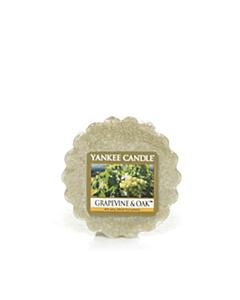 Yankee Candle Wax Grapevine & Oak