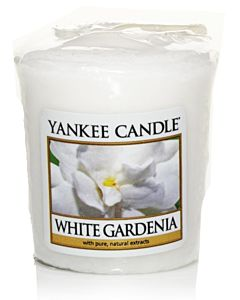 Yankee Candle White Gardenia Votivljus
