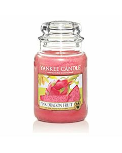 Yankee Candle Pink Dragon Fruit Large Jar