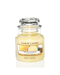 Yankee Candle Sicilian Lemon Small Jar