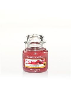 Yankee Candle Small Jar Cranberry Ice