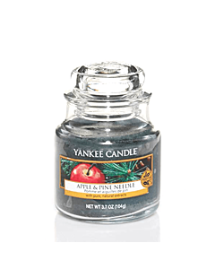 Yankee Candle Small Jar Apple & Pine Needle