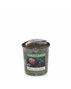 Yankee Candle Votivljus Apple & Pine Needle