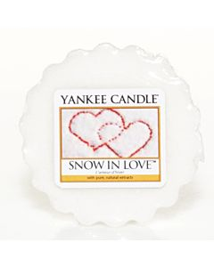 Yankee Candle Doftvax Snow in Love