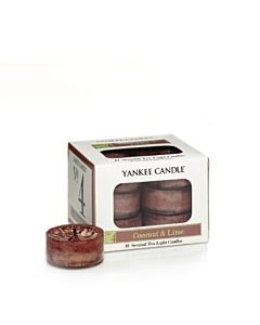 Yankee Candle Coconut & Lime Tealight