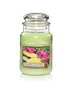 Yankee Candle Pineapple Cilantro Large Jar