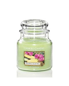 Yankee Candle Pineapple Cilantro Medium Jar