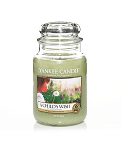 Yankee Candle A Childs Wish Large Jar