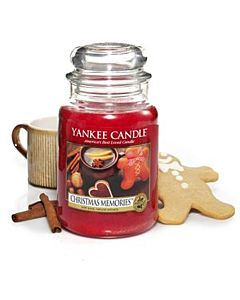 Yankee Candle Large Jar Christmas Memories