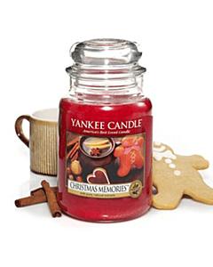 Yankee Candle Large Jar Christmas Memories