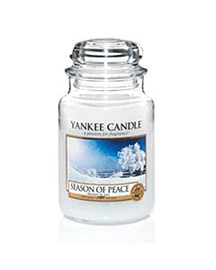 Yankee Candle Large Jar Season of Peace
