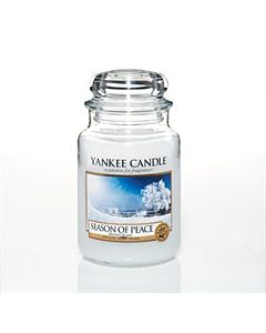 Yankee Candle Large Jar Season of Peace