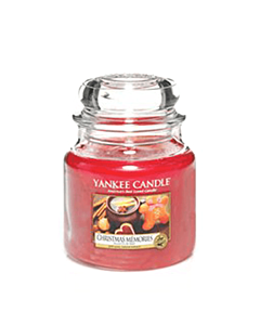 Yankee Candle Medium Jar Christmas Memories