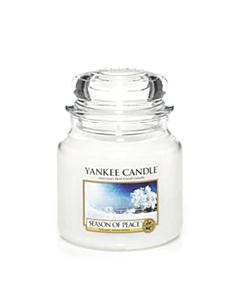 Yankee Candle Medium Jar Season of Peace