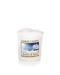 Yankee Candle Season of Peace Votivljus