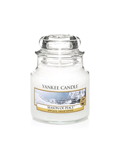 Yankee Candle Small Jar Season of Peace