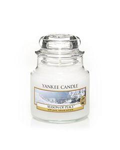 Yankee Candle Small Jar Season of Peace