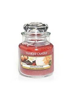 Yankee Candle Vanilla Chai Small Jar
