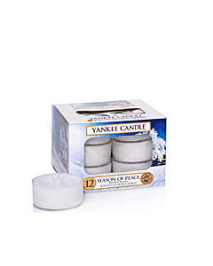 Yankee Candle Tealights Season of Peace