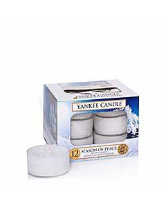 Yankee Candle Tealights Season of Peace