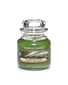 Yankee Candle Small Jar Under the Palms
