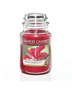 Yankee Candle Pink Hibiscus Large Jar