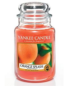 Yankee Candle Orange Splash Large Jar