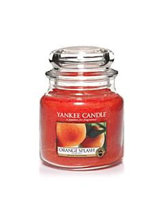 Yankee Candle Orange Splash Medium Jar