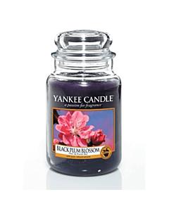 Yankee Candle Black Plum Blossom Large Jar