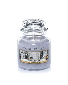 Yankee Candle Silver Birch Small Jar