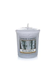 Yankee Candle Silver Birch Votivljus