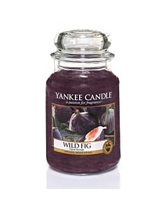 Yankee Candle Wild Fig Large Jar